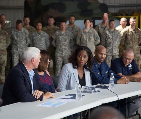 Congresswoman Stacey Plaskett Statement On 893 Billion In Disaster